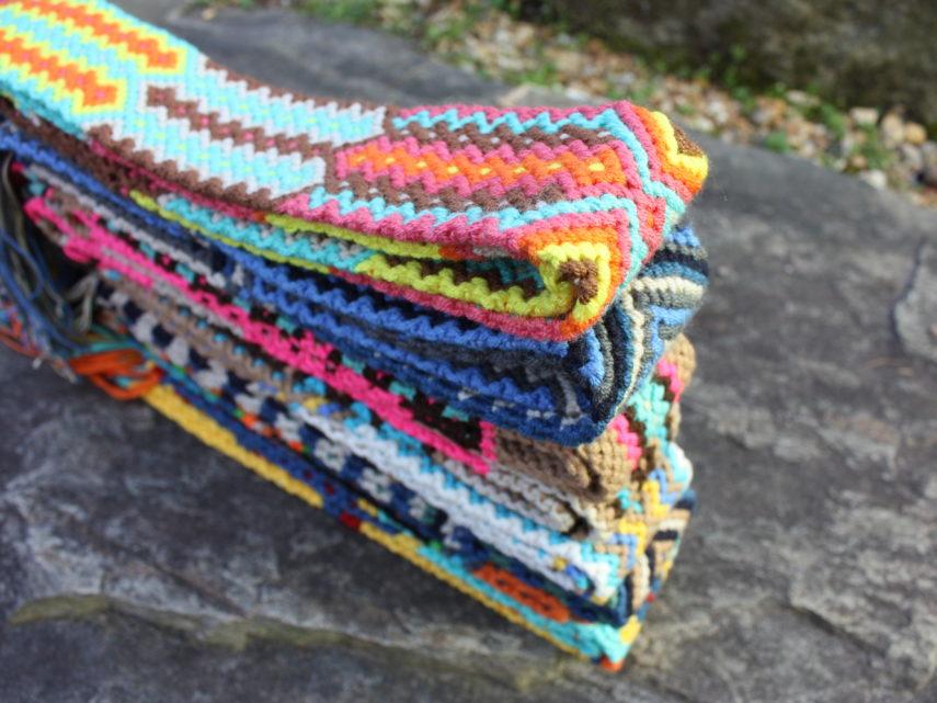 Handcrafted Wayuu Straps